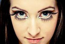 Makeup Monday - Best Outrageous Eyes Makeup / Submissions for Best Outrageous Eyes Makeup   www.crownbrush.com.au