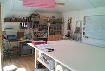 Work space / Where I d like to work