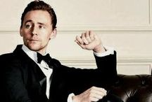 {Tom Hiddleston}