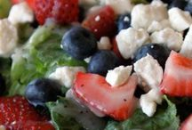 Salads & Dressings / by Meloni Birtley