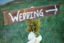 Wedding / Ideas for my future wedding