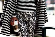 Print Mixing Perfection / Mixed Prints / by The Stylish Housewife