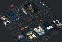 .design .UI/UX_process / by Jorge Barderas