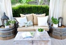 Deck/porch / by Madison Moericke