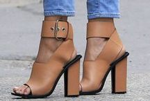Spring 2015 Shoe Trends / Platforms, Heels, Clogs & More... / by The Stylish Housewife