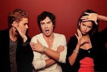 The Vampire Diaries / The Vampire Diaries #TVD