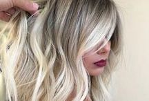 Hair Inspiration / Haircut ideas, hairstyle ideas and hair color ideas to keep me inspired.