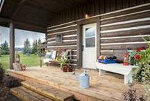 Les frères Scott au ranch / Les frères Jonathan et Drew Scott acceptent de rénover en 10 semaines le ranch d'un ami de la famille qui est situé aux pieds des Rocheuses.