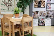 ECE Indoor Learning Environment / inspiration for indoor learning environments from preschools around the globe / by Jennifer Kable