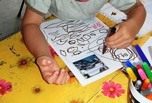 ECE Literacy and Numeracy / tips, ideas and experiences to help children develop a love of reading and writing.