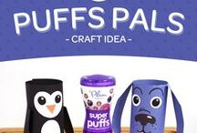 Amazing Crafts / Fun activities, tips and lessons for you & your lil' ones! / by Plum Organics