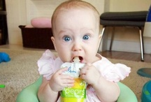 Eat Amazing / The greatest, most amazing people on the planet are babies, and we want to help keep them that way. Take a peek at some of our biggest Plum fans and their favorite food.  / by Plum Organics