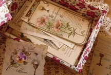 Forgotten Treasures / Antiques...Vintage.....delights of yesteryear