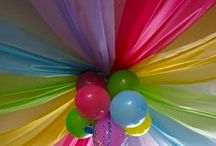 party for the kids / children's party ideas  / by Christina Eccles Smith