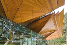 Architectural Ideas (solid bamboo) / Anything that could, should or does use solid bamboo in an architectural design.