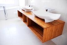 Bathroom Ideas (solid bamboo)