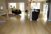 Flooring Ideas (strand-woven bamboo)