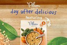Amazing Recipes / Fun & healthy recipes that we love! / by Plum Organics