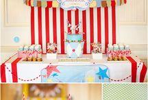 K i d s'  P a r t y  S t y l e / Inspiration for kids' parties