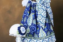 Sewing for sugar and spice little ones / by Donna Dunkelberger Hertzog