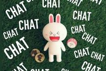 Chat ♡ / If You Want To Participate, Just Comment!! ^-^