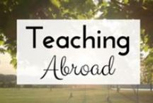 Travel | TEACHING ABROAD / How can you immerse yourself in a new culture and make some money while travelling? Teach abroad!  The best teaching abroad tales!