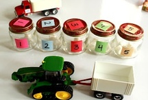 homeschool-math & money / counting, sorting and recognizing all things related to money / by Maria Harwell-Gervase
