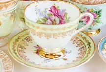 Everything Tea/Tea Parties:) / I LOVE TEA and Tea Cups!!  And I Loveeee Tea Parties!! / by Janice Basley