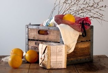 Crate Creativity / Things made from crates