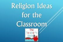 Religion Ideas for the Classroom