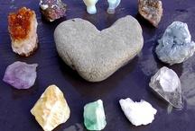 Crystals & Crystal grids / by Amanda Crocker