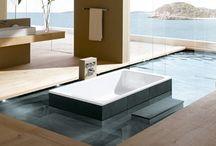 Bathrooms / With a Modern Twist