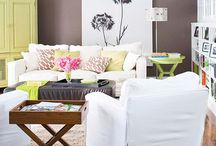 Living Areas In The Home and study areas / With a Modern Twist and some great ideas