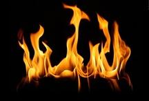 fire / by Amanda Crocker