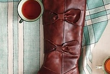 My Obsession w/boots  / by Erma Scranton