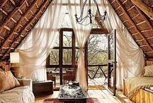 Dreamy Homes. / by Hana Go