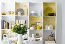 decorate :: bookshelves