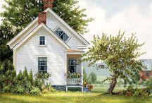 A very, very fine house