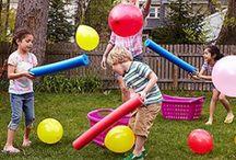 Kids playtime / Fun in the sun