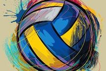 Volleyball / by Dorie Arizpe