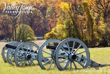 Fall in Valley Forge