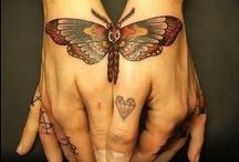 Tattoo obsession / by Amanda Crocker