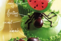 Creative Cakes & Cupcakes / Flavour and decorating ideas for cupcakes and cakes.