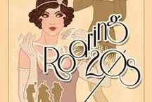 Roaring 20's & 30's! / by Amanda Page