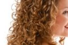 curly hair care, styles & tutorials / by Joni Petersen
