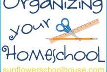 homeschool-organization / by Maria Harwell-Gervase