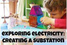 homeschool-STEM / by Maria Harwell-Gervase