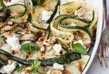 Crazy about Zucchini! / by Carolyn Butta