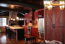 A Western Rustic Home / For everyone who has a little cowgirl or cowboy spirit in them.  Or a lot. Ideas for a western, ranch or southwest inspired home. Here are some of our favorites. If you'd like to contribute, follow our boards & please leave a message on a new post. Thanks! http://rusticartistry.com