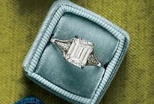 Engagement Rings / by Jessica French
